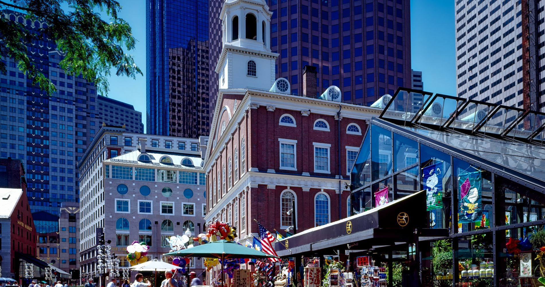 Boston Freedom Trail Day Tour from New York for Two