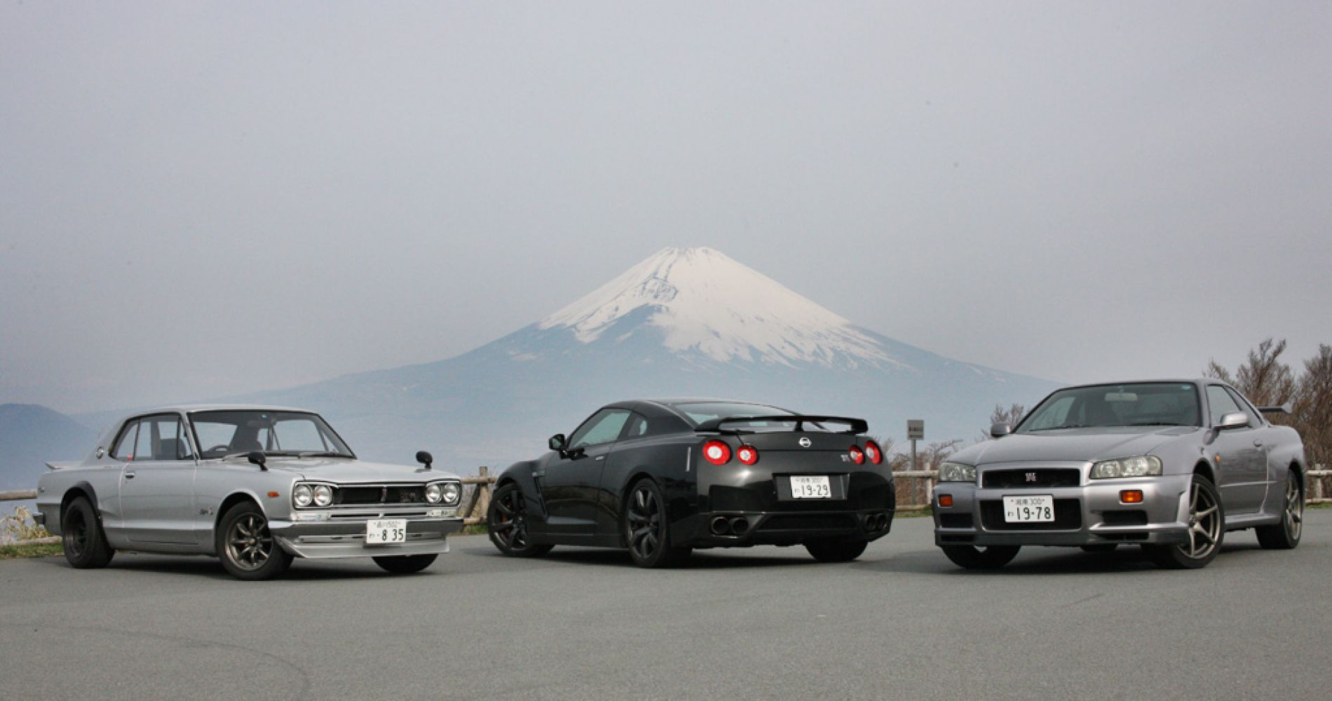 Ultimate Hakone Drive with Nissan in Japan