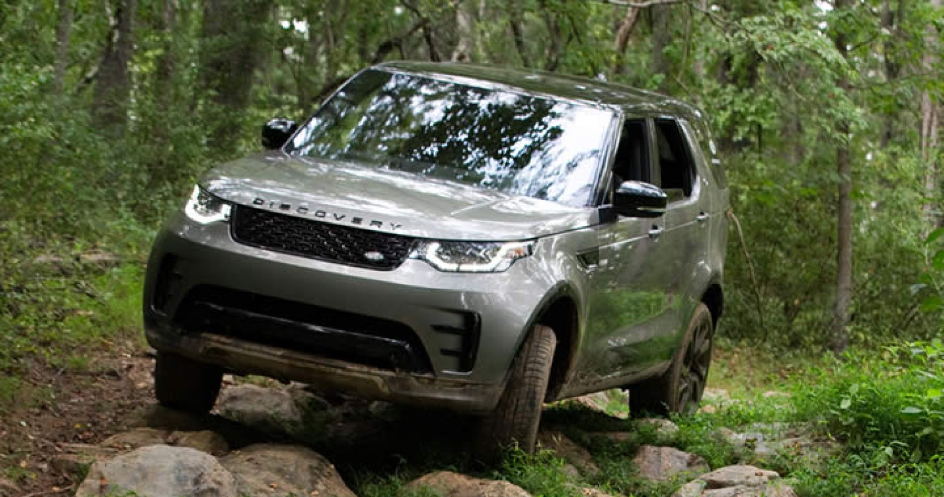 Land Rover Off-roading Experience in Multiple Locations