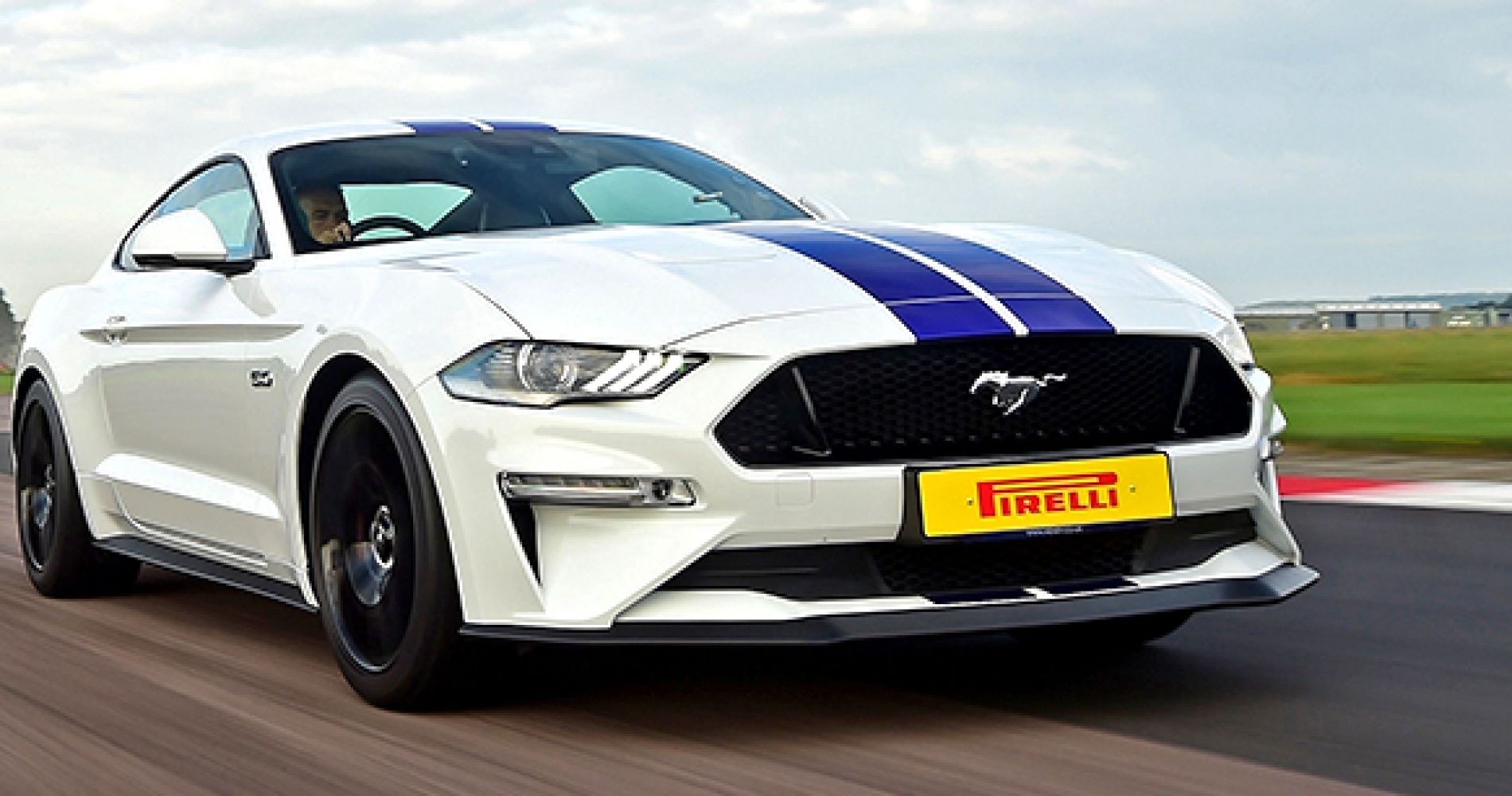 Ford Mustang Thrill in United Kingdom for Two