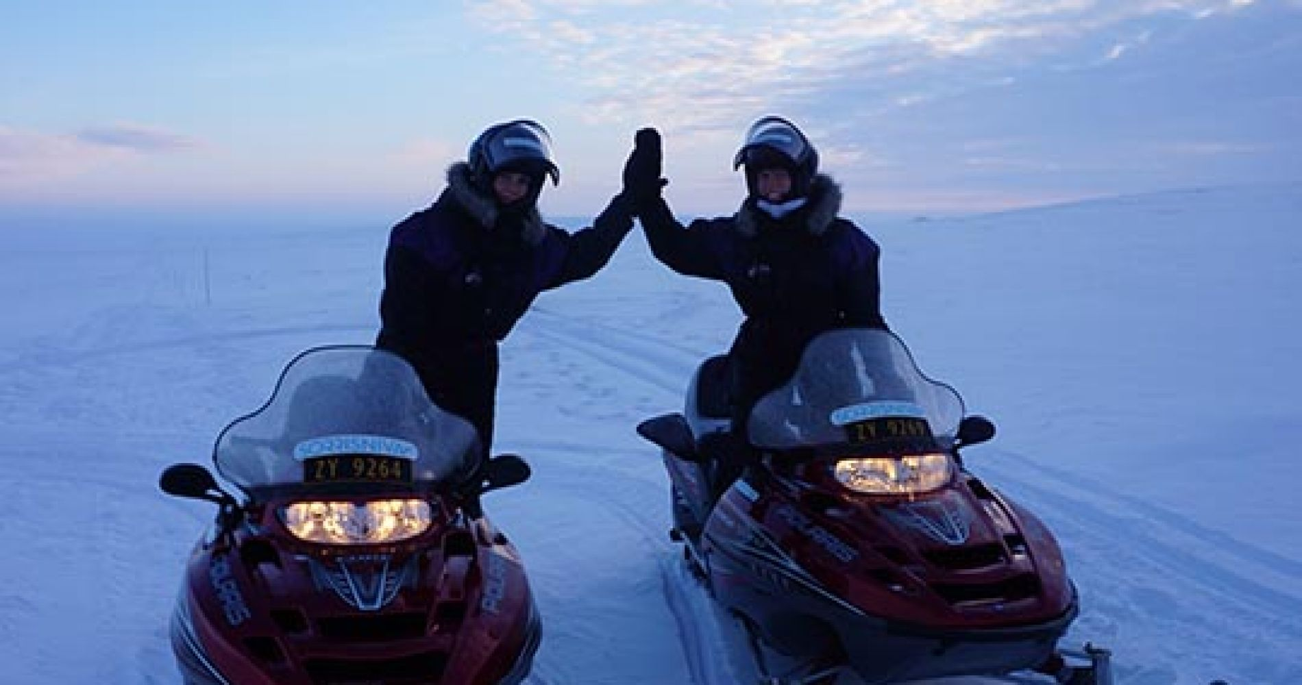 Arctic Light experience for Two in Norway