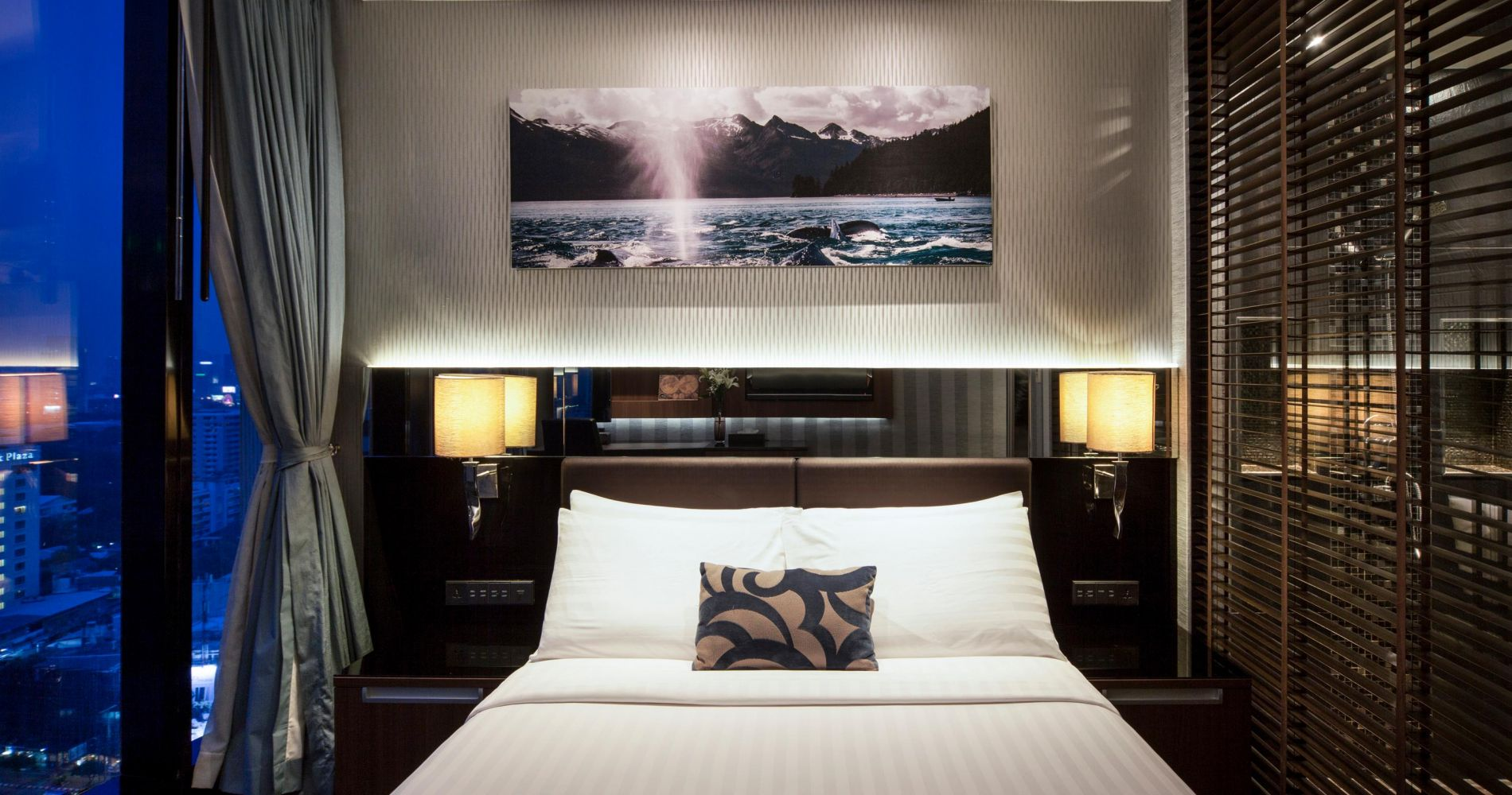 The Continent Bangkok By Compass Hospitality