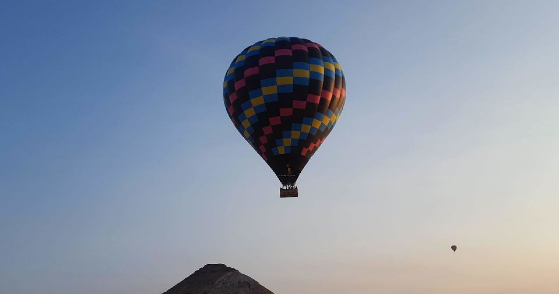 Las Vegas: Sunset Hot Air Balloon Ride