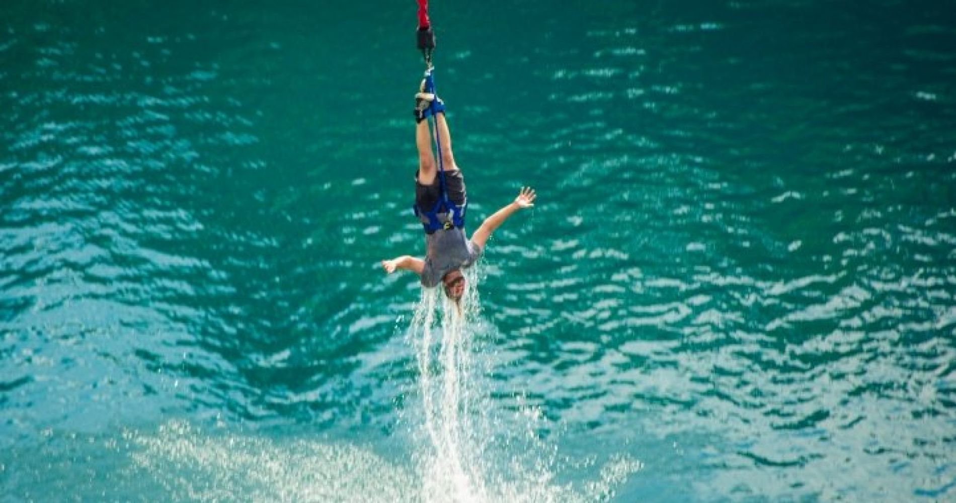 Bungee Jumping at 200 Feet for Two in Canada