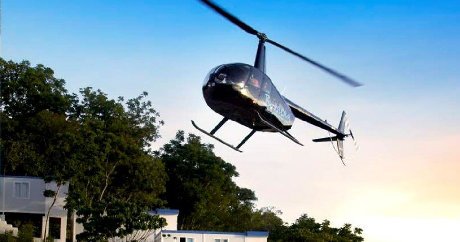 VIP Helicopter Tour in Philippines