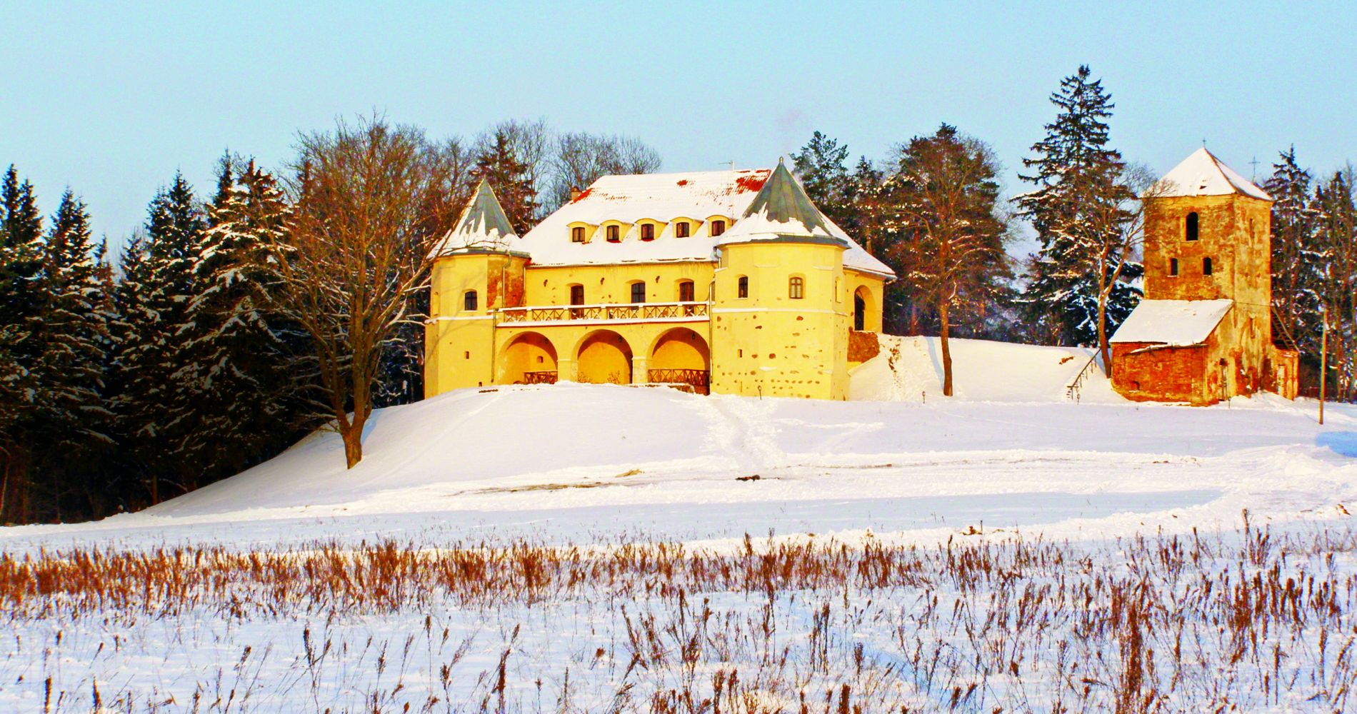 Romantic Weekend in Norviliškės Castle for Two