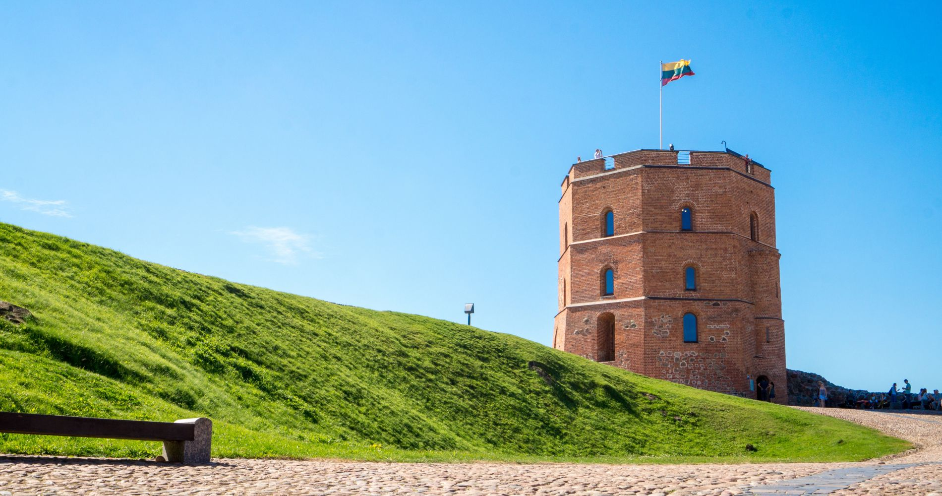 Vilnius City and Trakai Castle Tour from Vilnius
