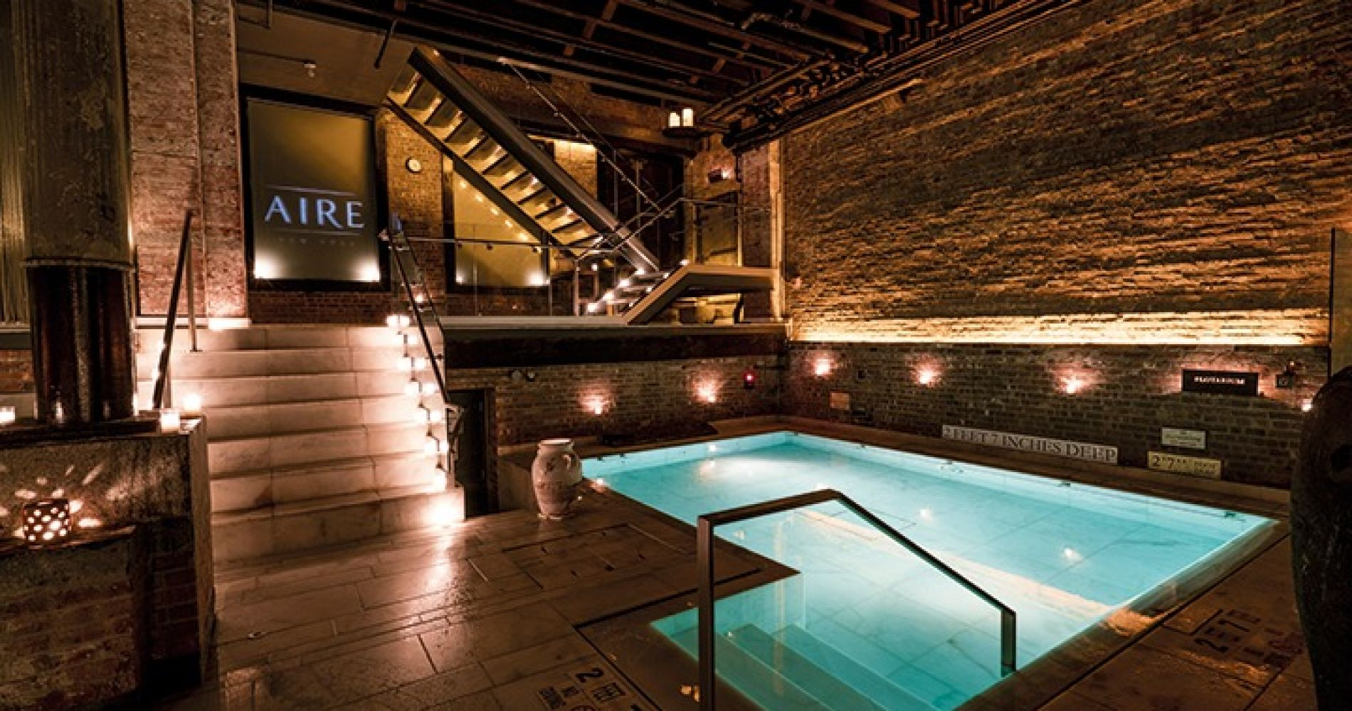 The Ancient Thermal Bath and Relaxing Massage in New York