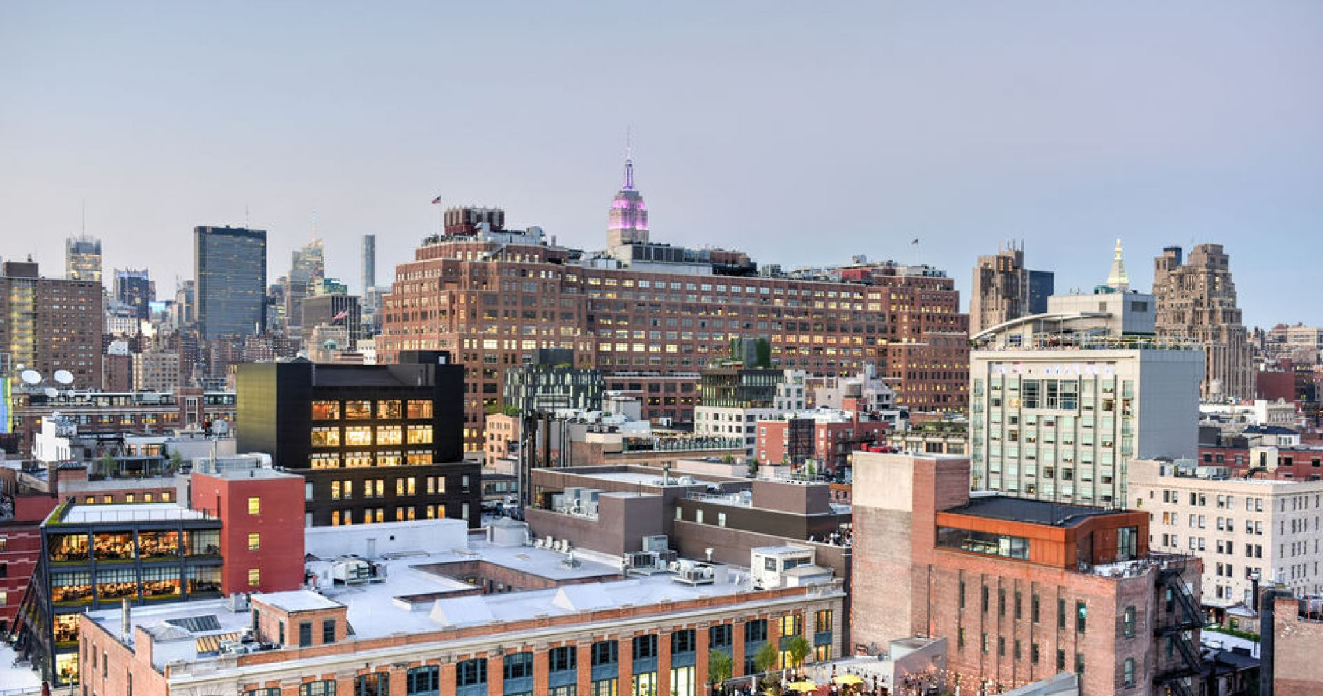 Nightlife Experience in New York: The Meatpacking District for Four