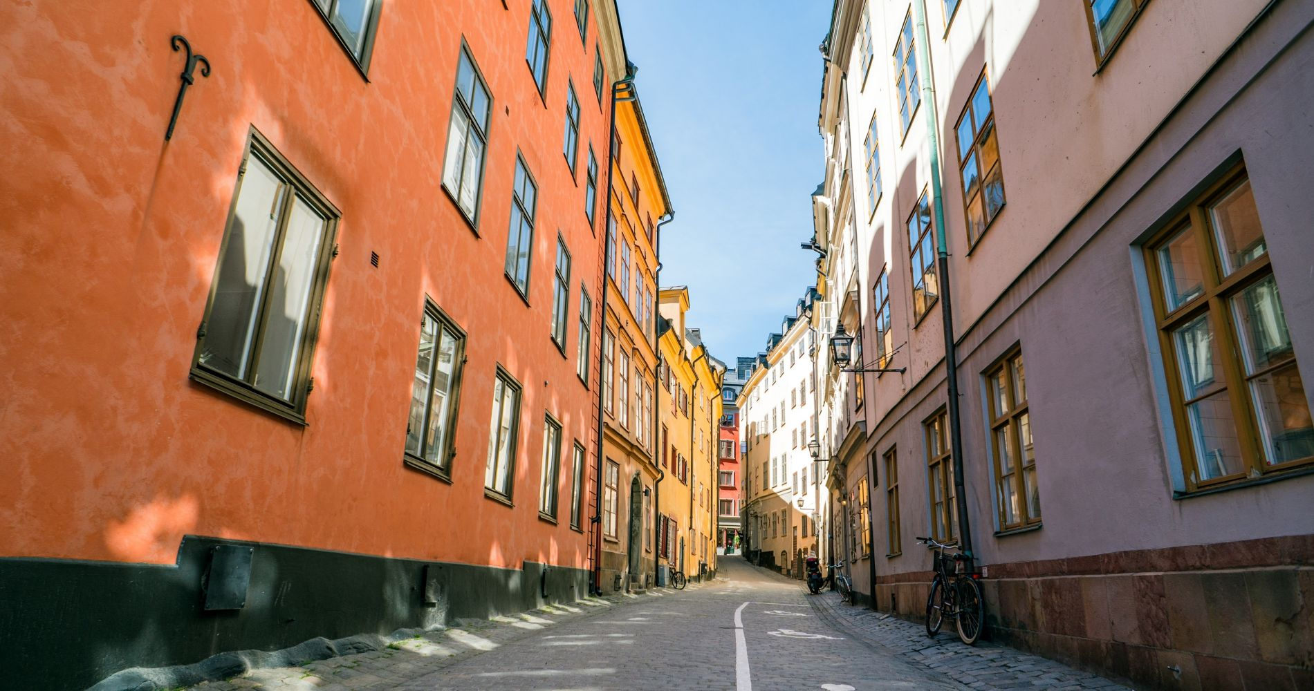 Stockholm Small Group Walking Tour for Two