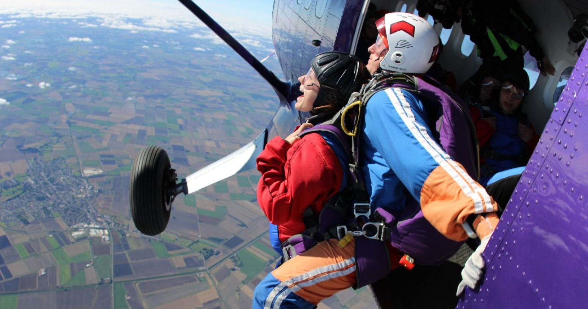 The Skydiving Experience in North London