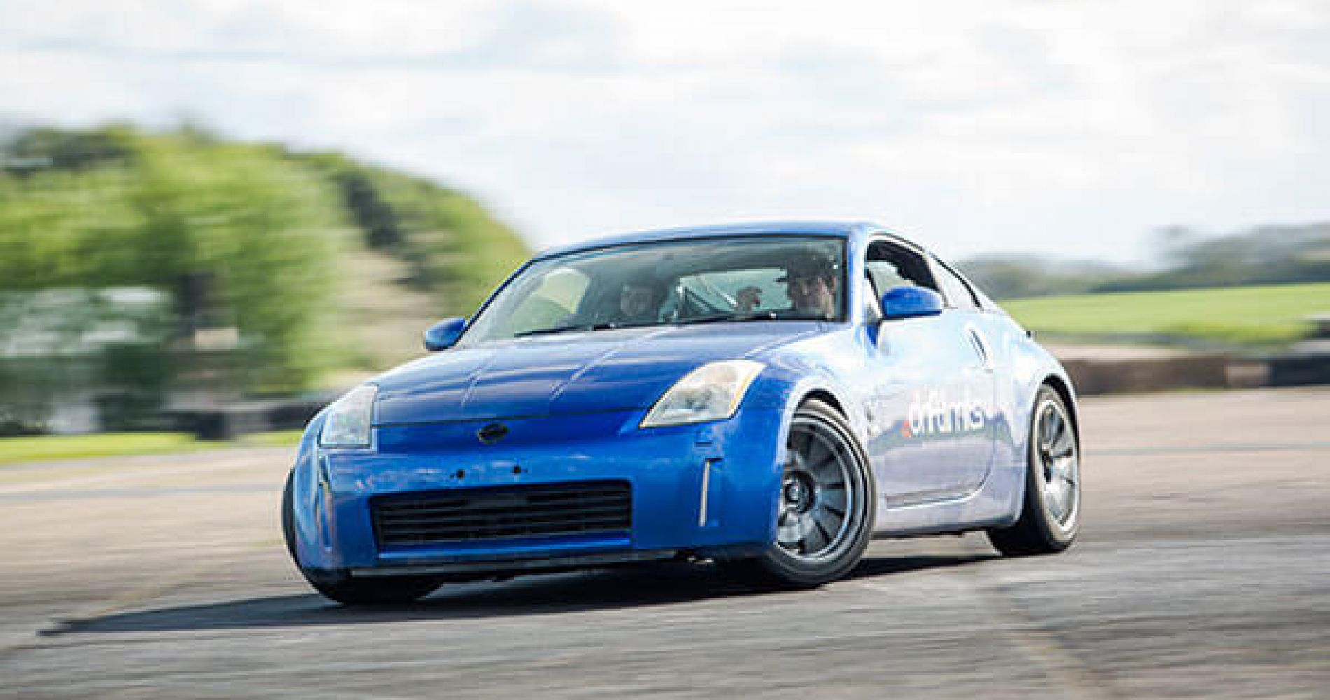 Nissan Gold Drifting Experience in Hertfordshire