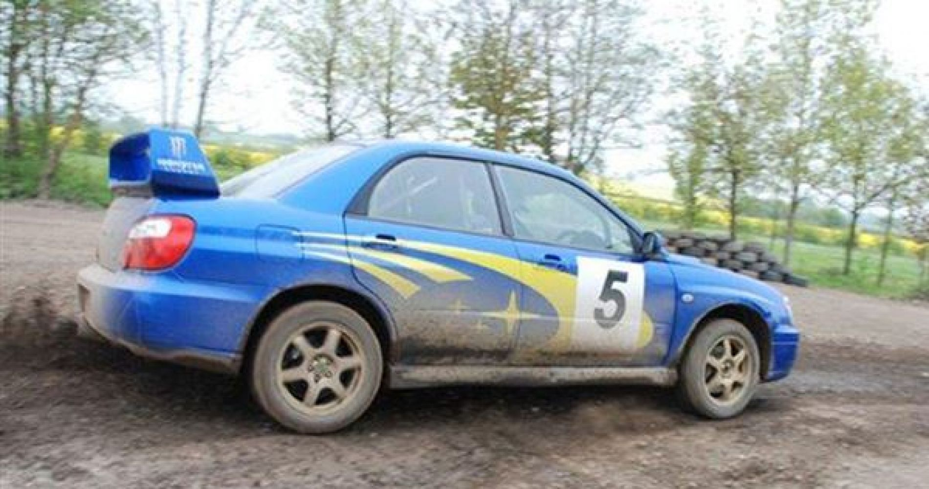 Acropolis Rally Day in United Kingdom