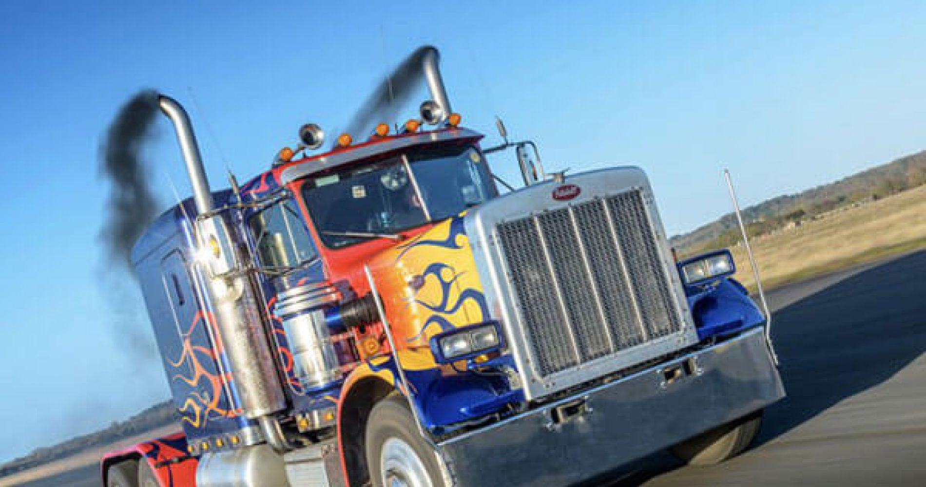 Optimus Prime Truck Driving Thrill for Three