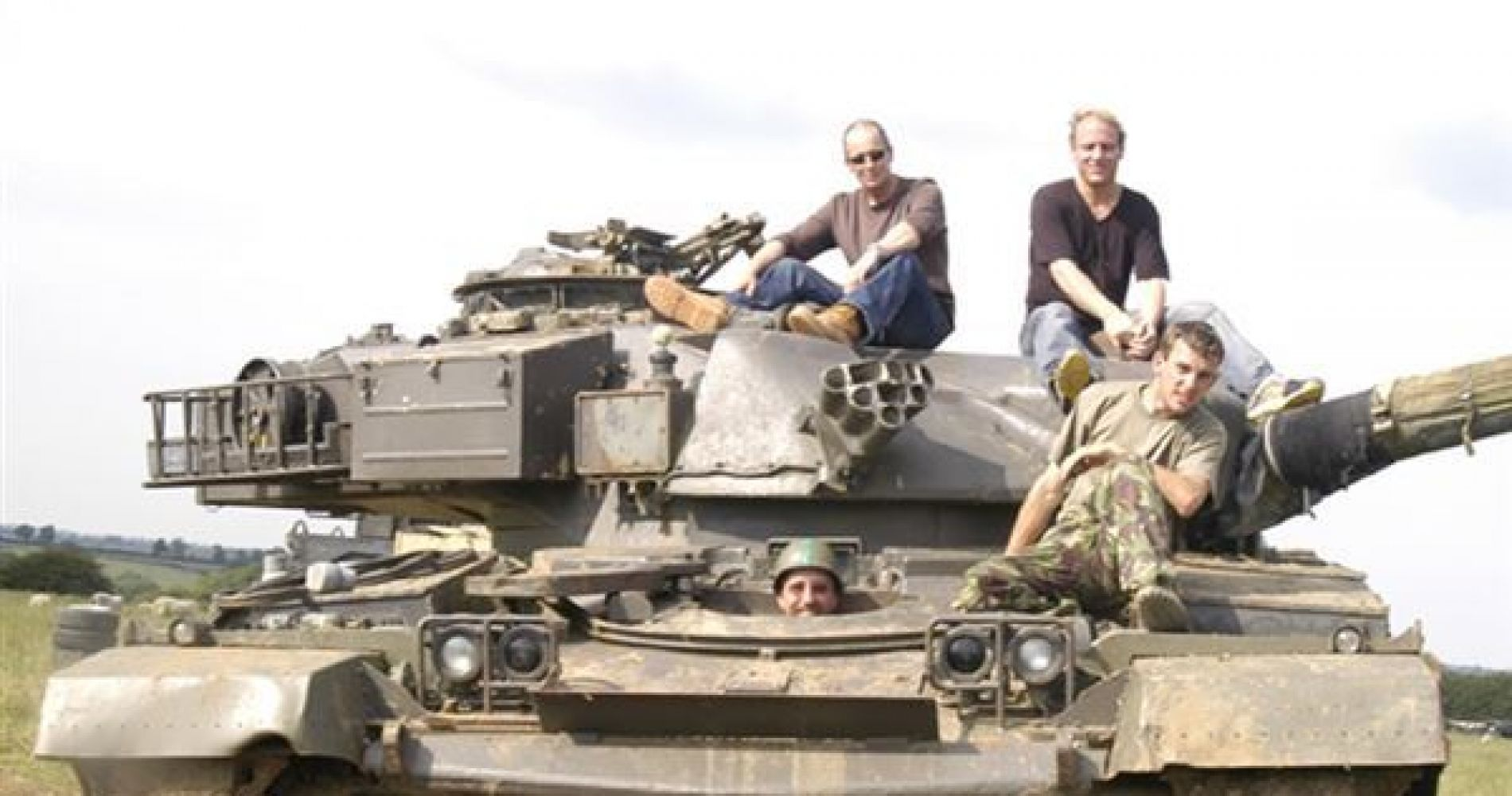 Military Driving Experience in United Kingdom