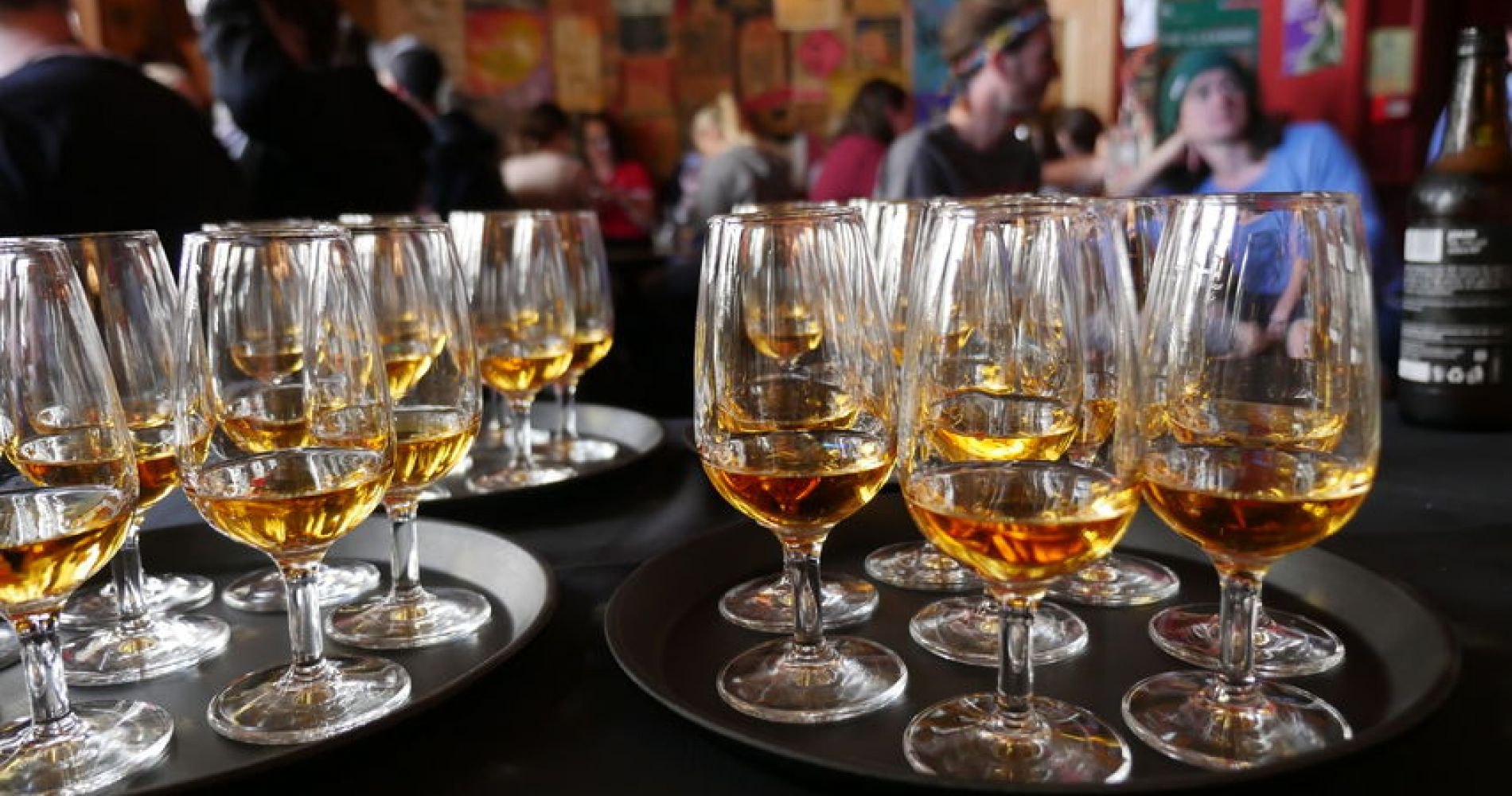 History of Whisky with Tasting and Storytelling in Edinburgh for Two