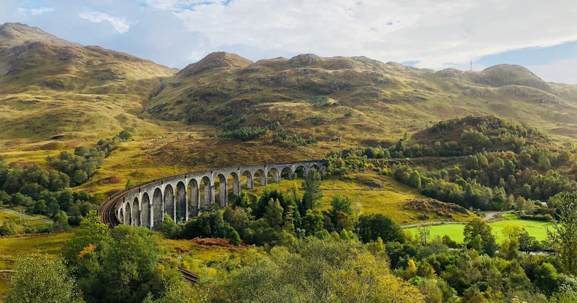 2-Day Tour with Hogwarts Express for Two