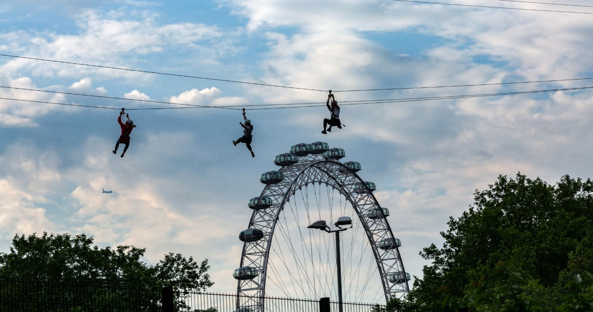 Zip Now London for Two