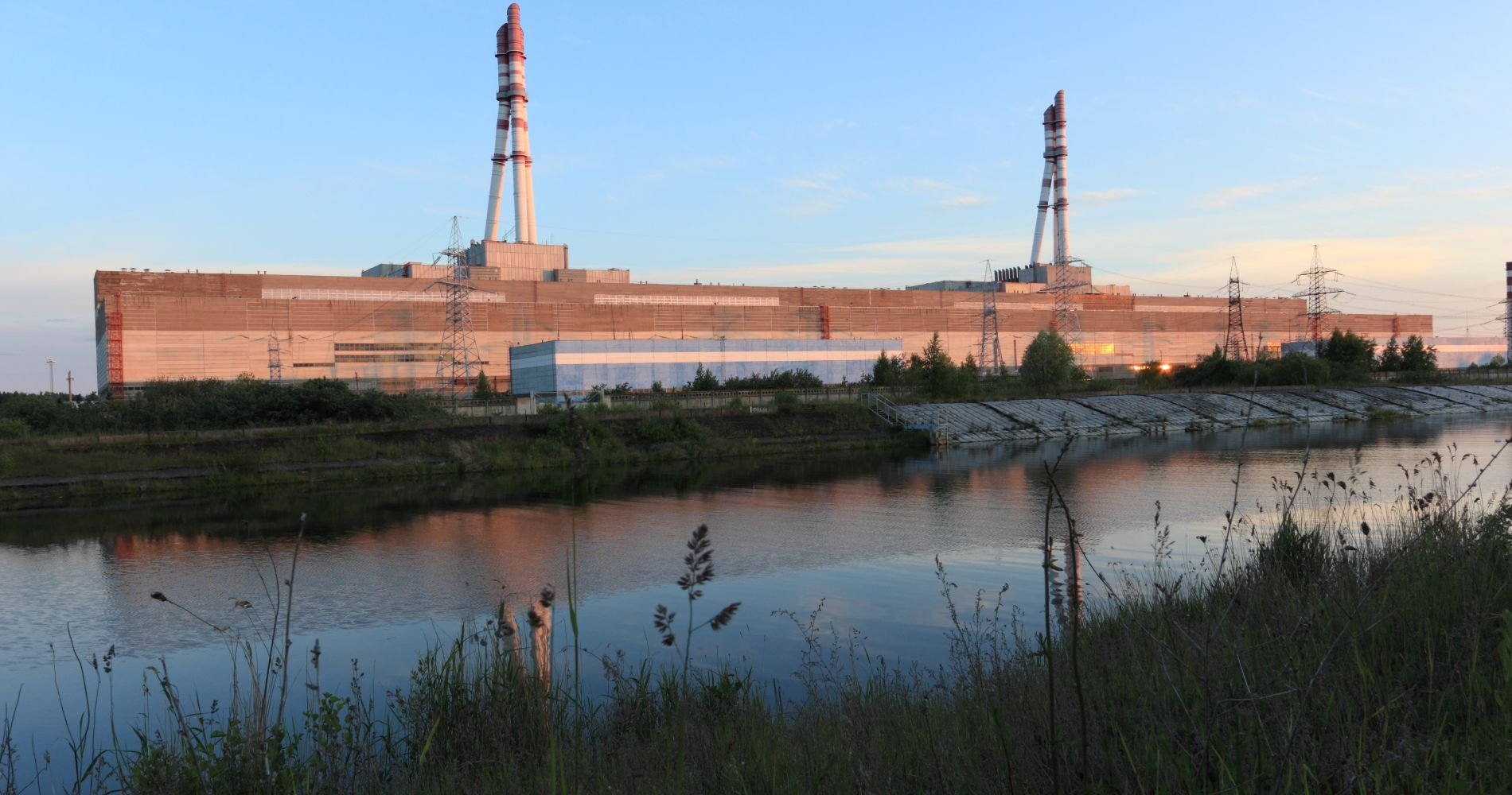 Tour of Lithuania's Nuclear Power Plant