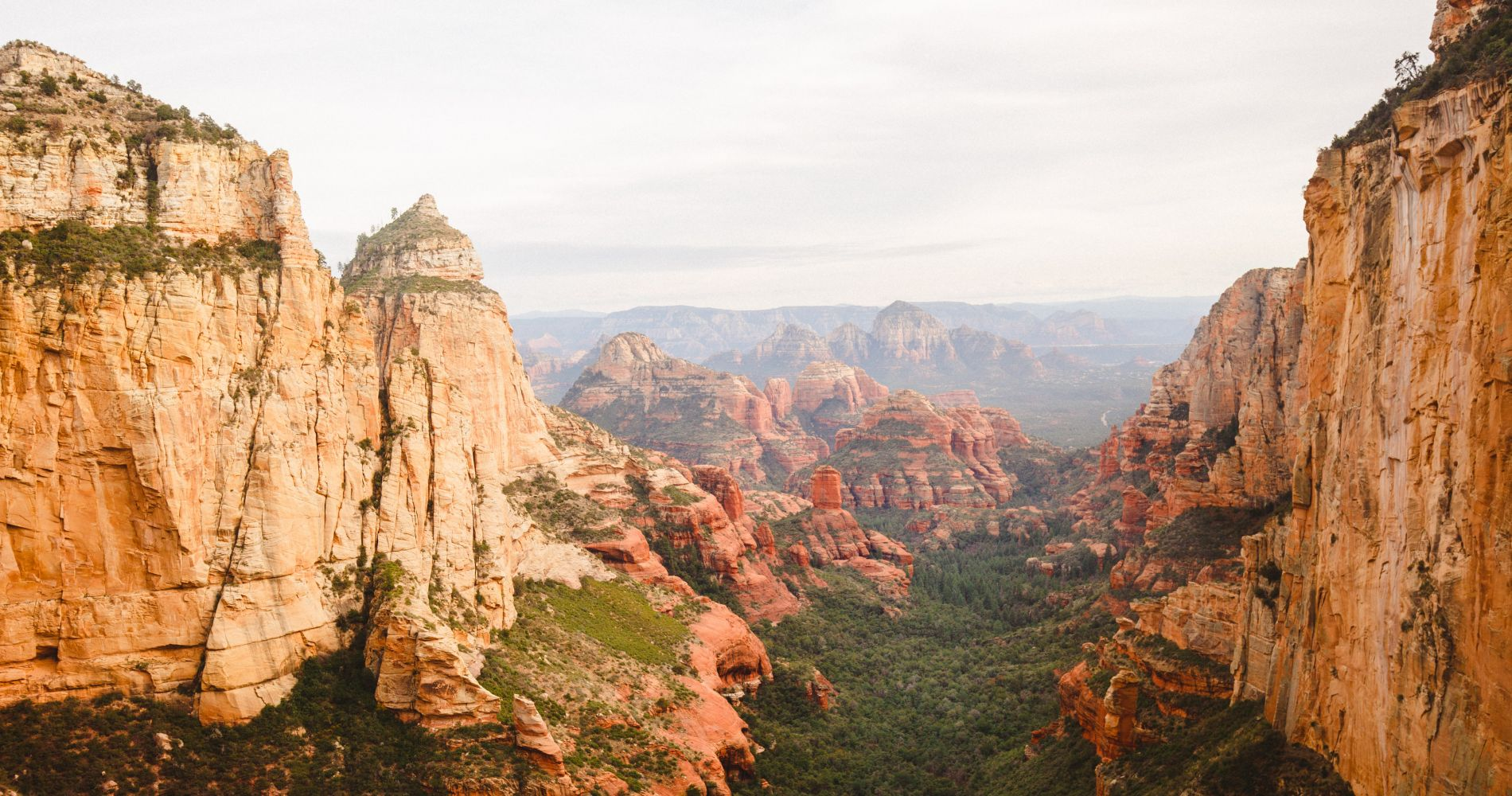 Helicopter Tour over Cathedral Rock in Sedona for Two