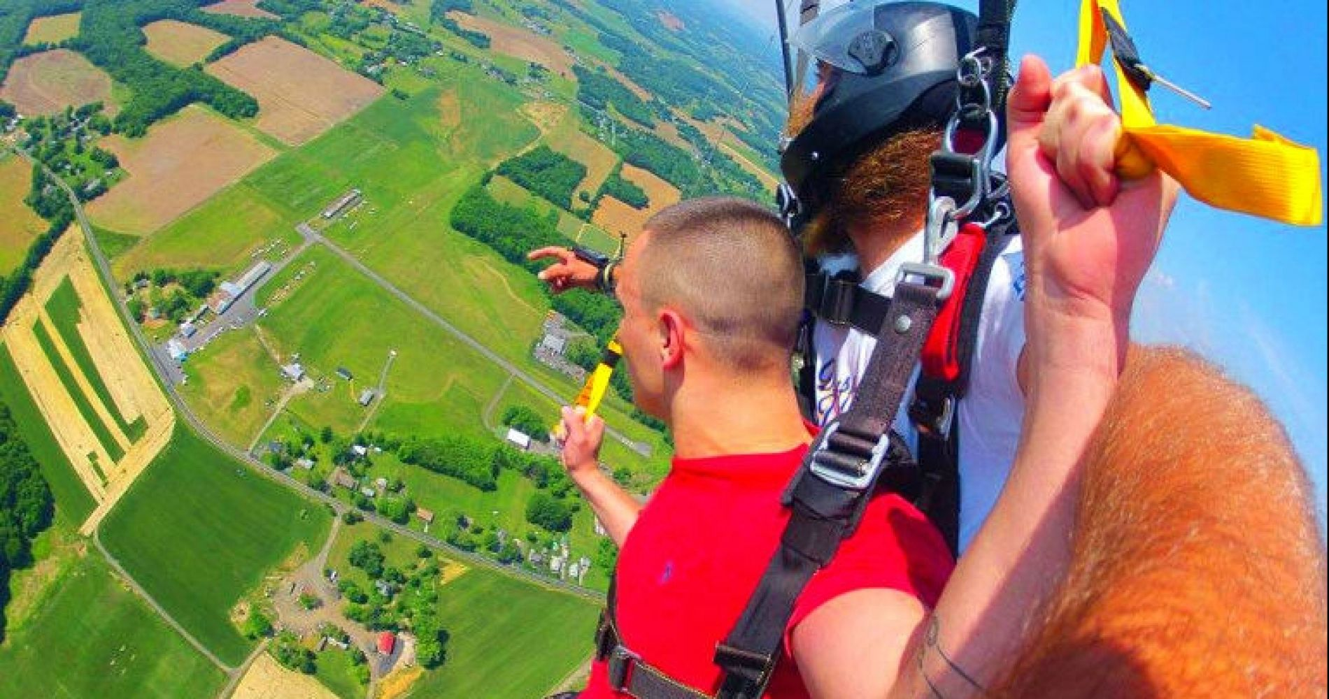 11,000ft Skydive Jump in Baltimore