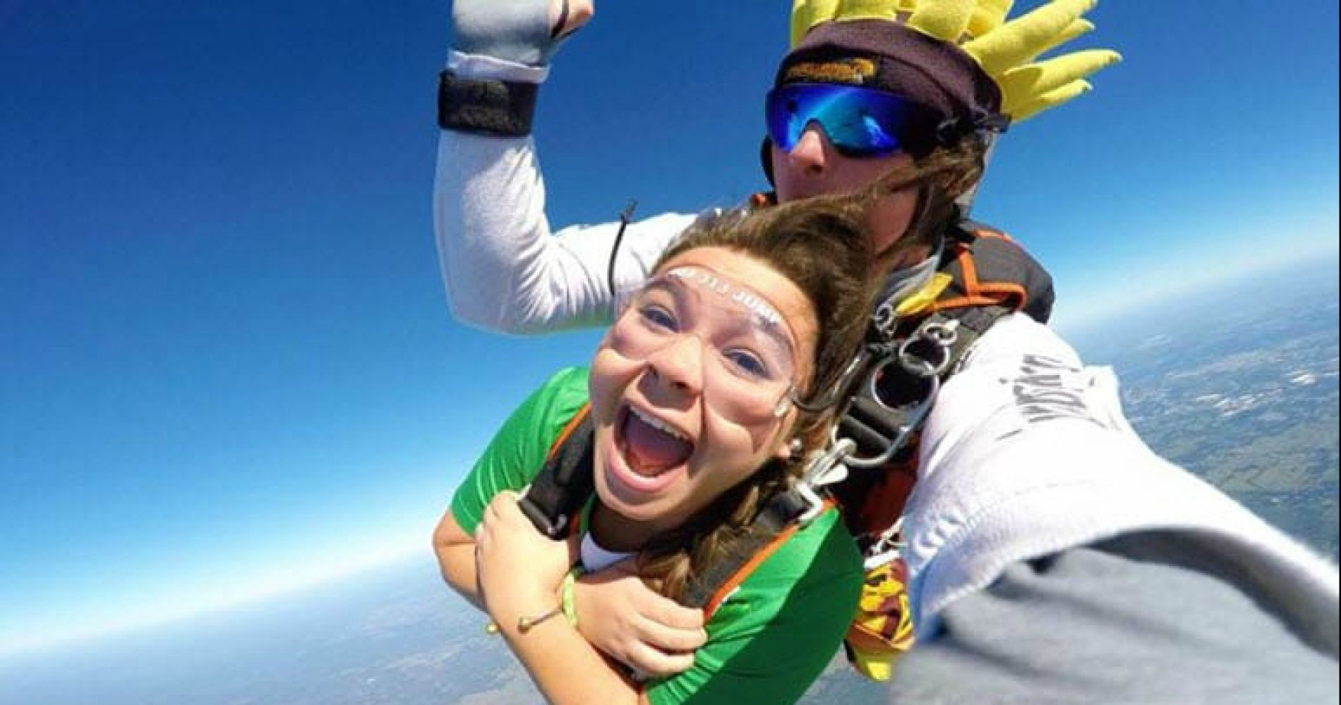 11,000ft Skydive Jump in Orlando, Tampa Bay for Two