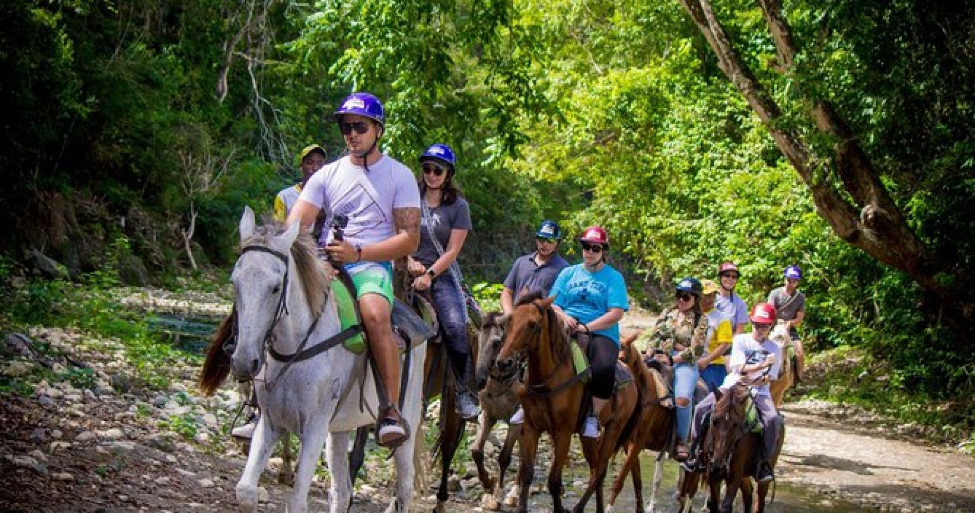 Adventure day in Puerto Plata for Two