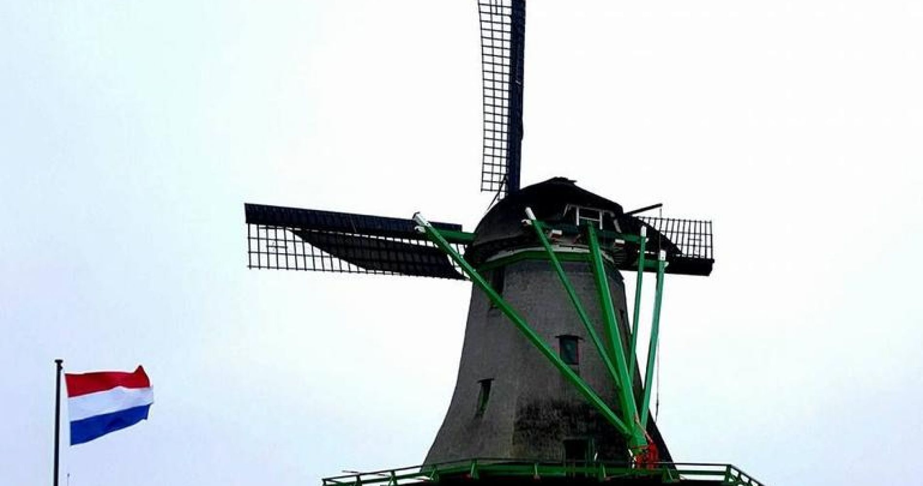 Small-Group Zaanse Schans Half-Day Tour from Amsterdam