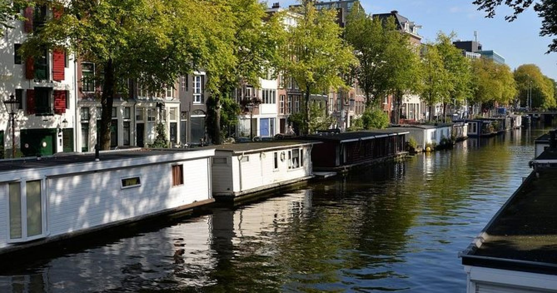 Extraordinary Experience of a Houseboat Life in Amsterdam! Private Tour.