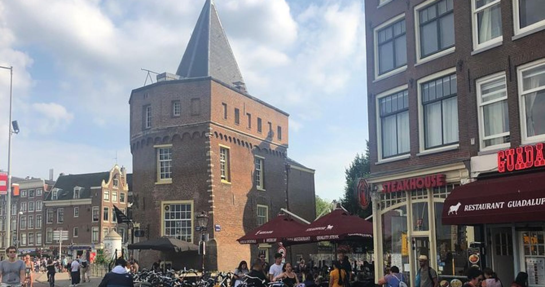 Hidden secrets of Amsterdam