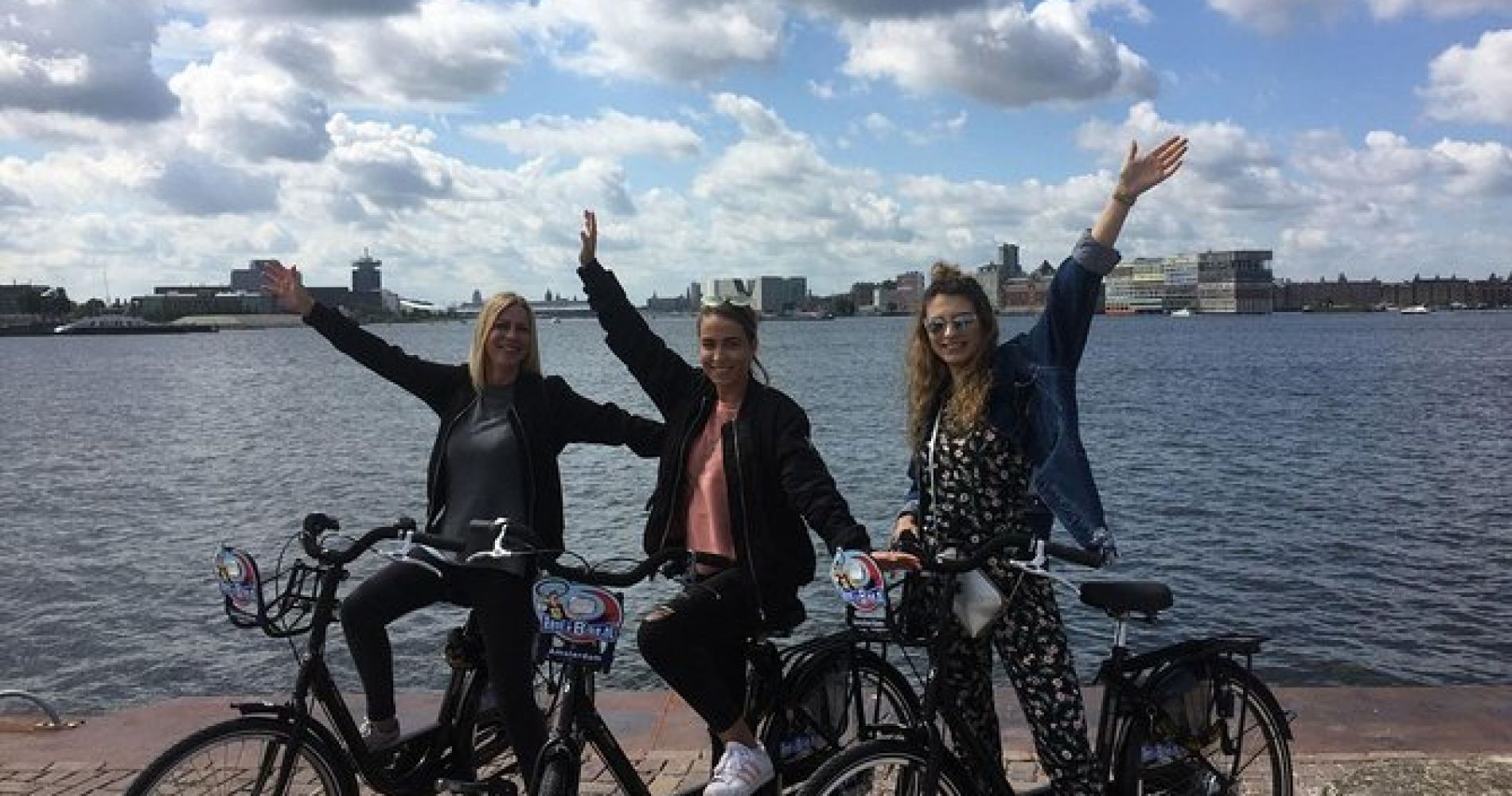 Amsterdam Small-Group Bike Tour