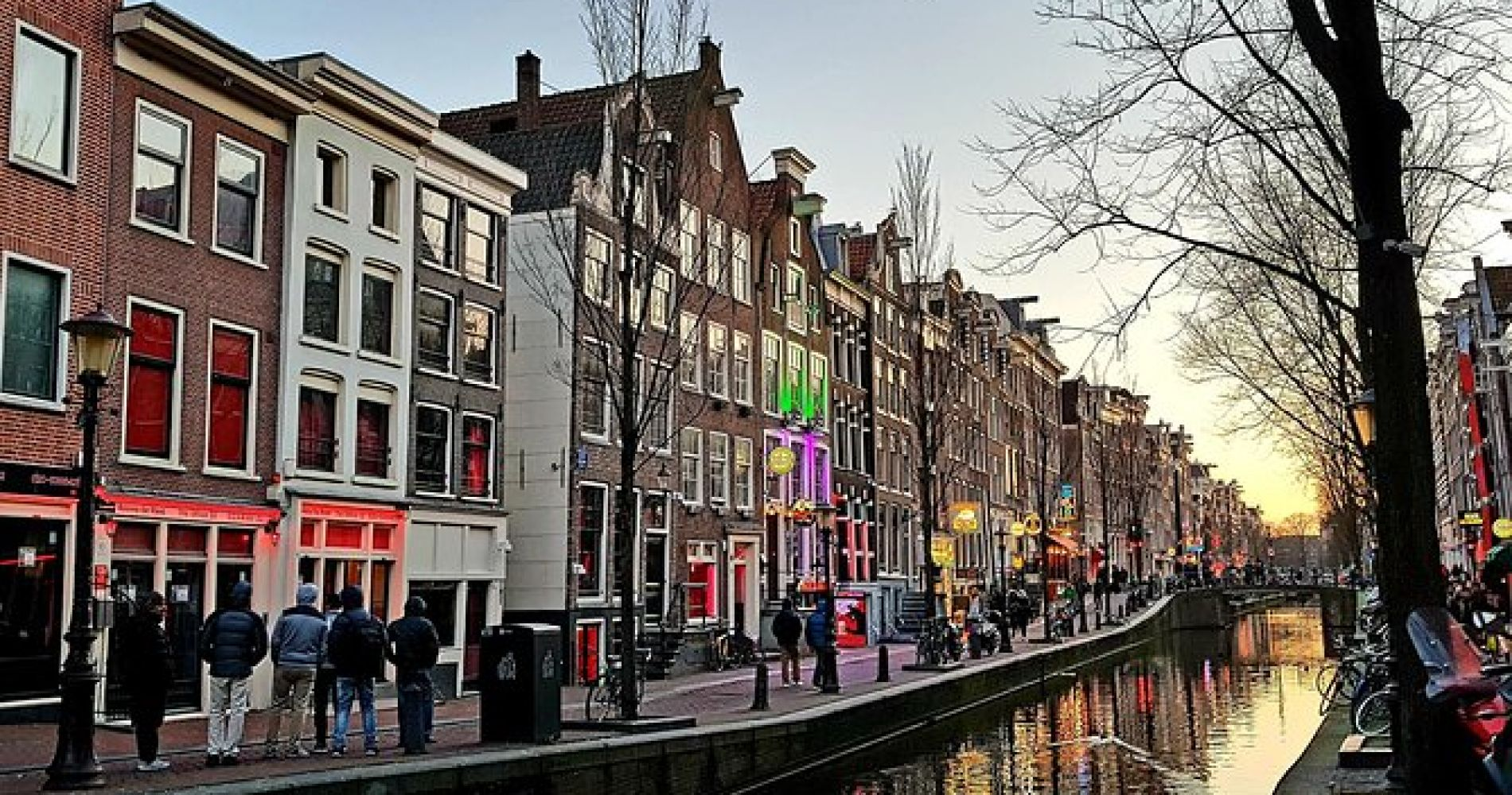 VIP Guided Red Light District Walking Tour