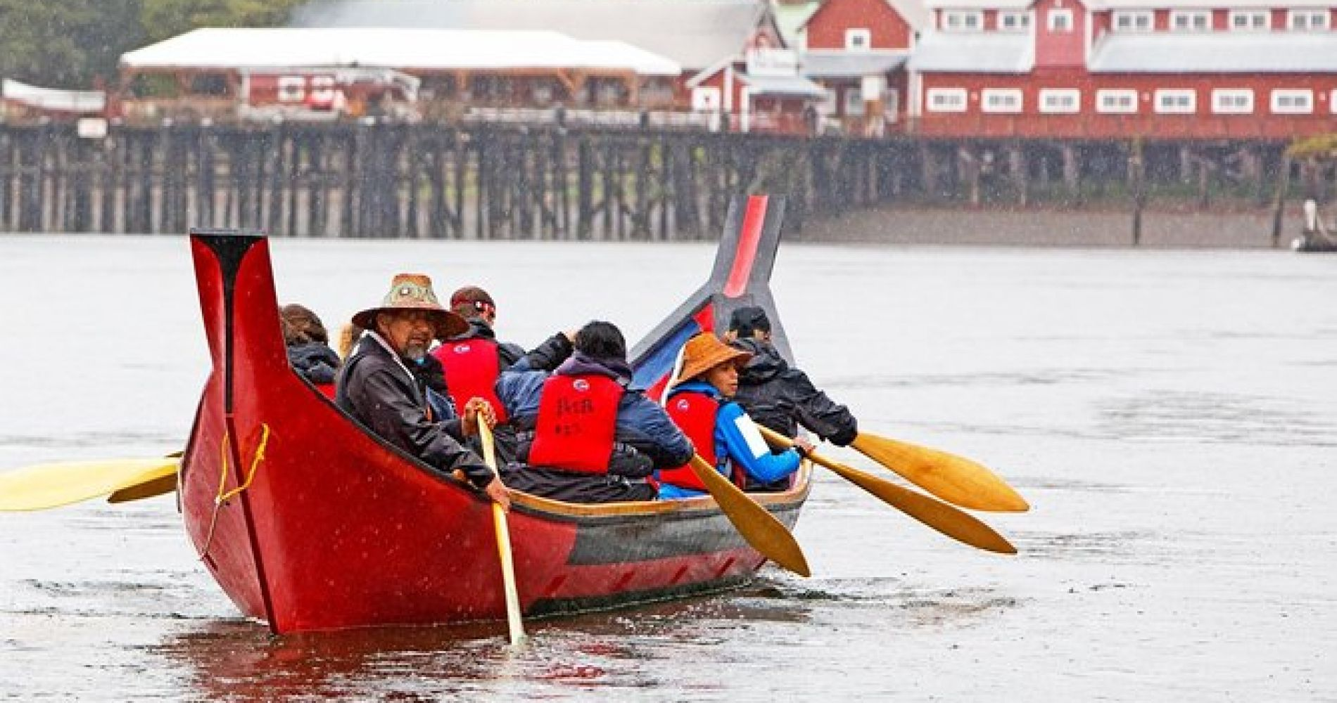 Tlingit Canoe and Culture Experience