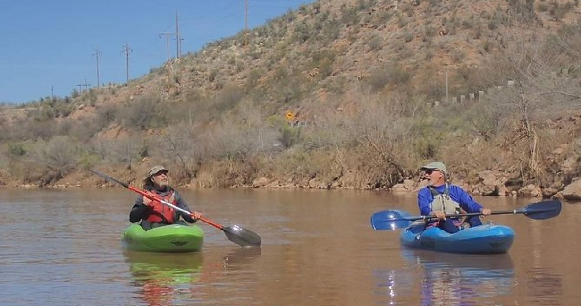 Classic River Run on the Verde