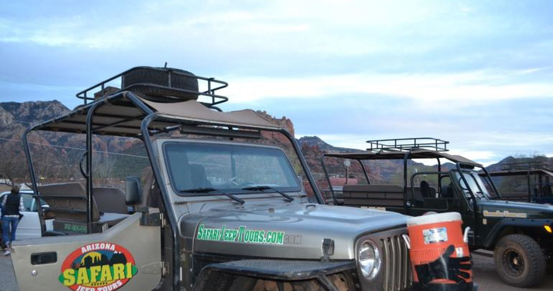 Sedona Small-Group Vortex Jeep Tour with Guide