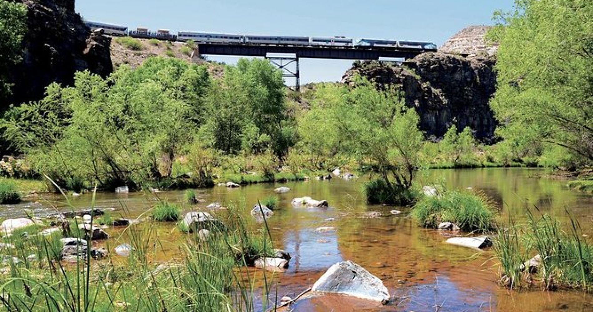 Verde Canyon 4-Hour First Class Railroad Adventure