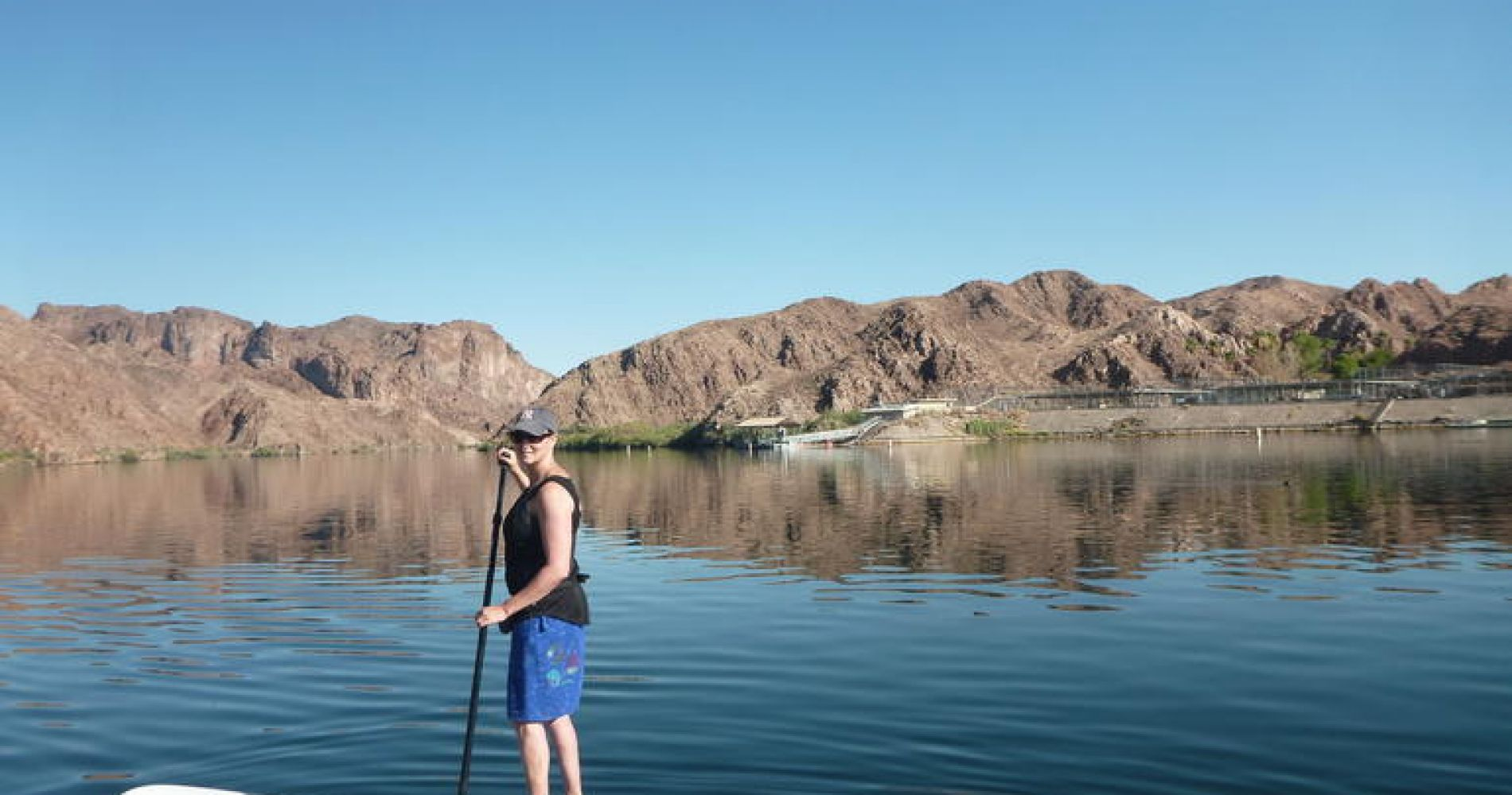 Half-Day Colorado River Paddleboard Trip