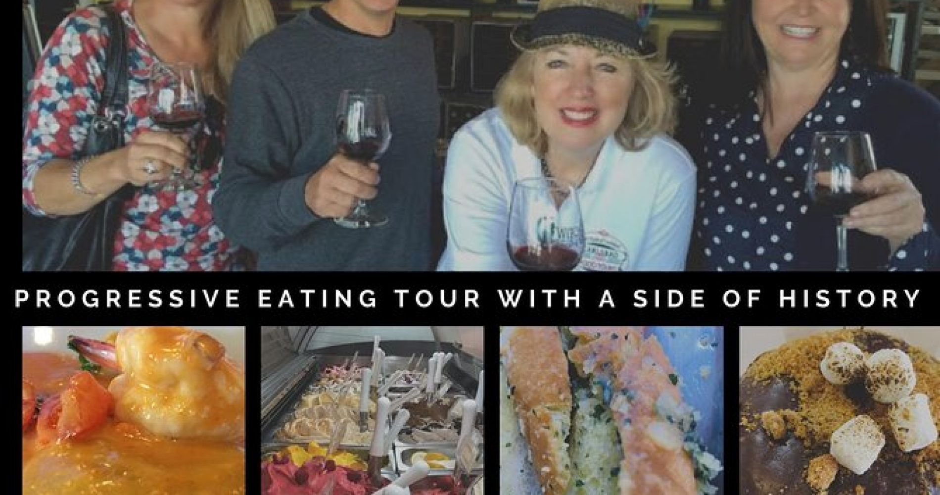 Carlsbad Village 3-Hour Food and Walking Tour