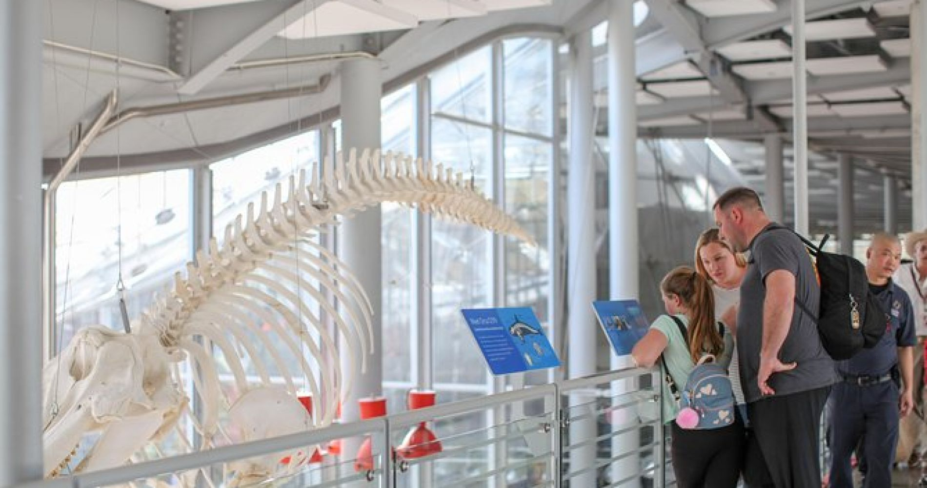 California Academy of Sciences Behind-the-Scenes VIP Tour