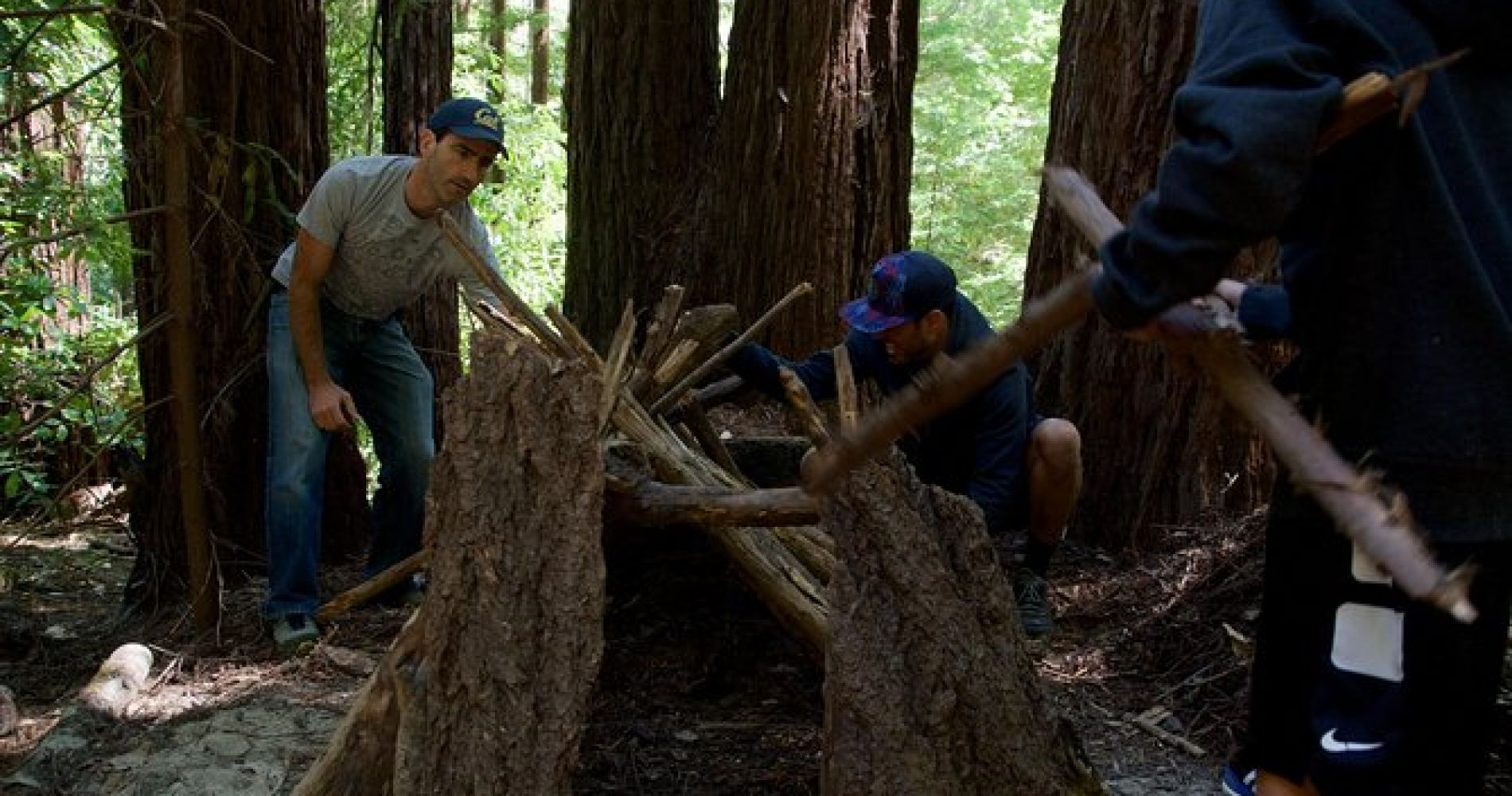 Introduction to Wilderness Survival Clinic in Santa Cruz