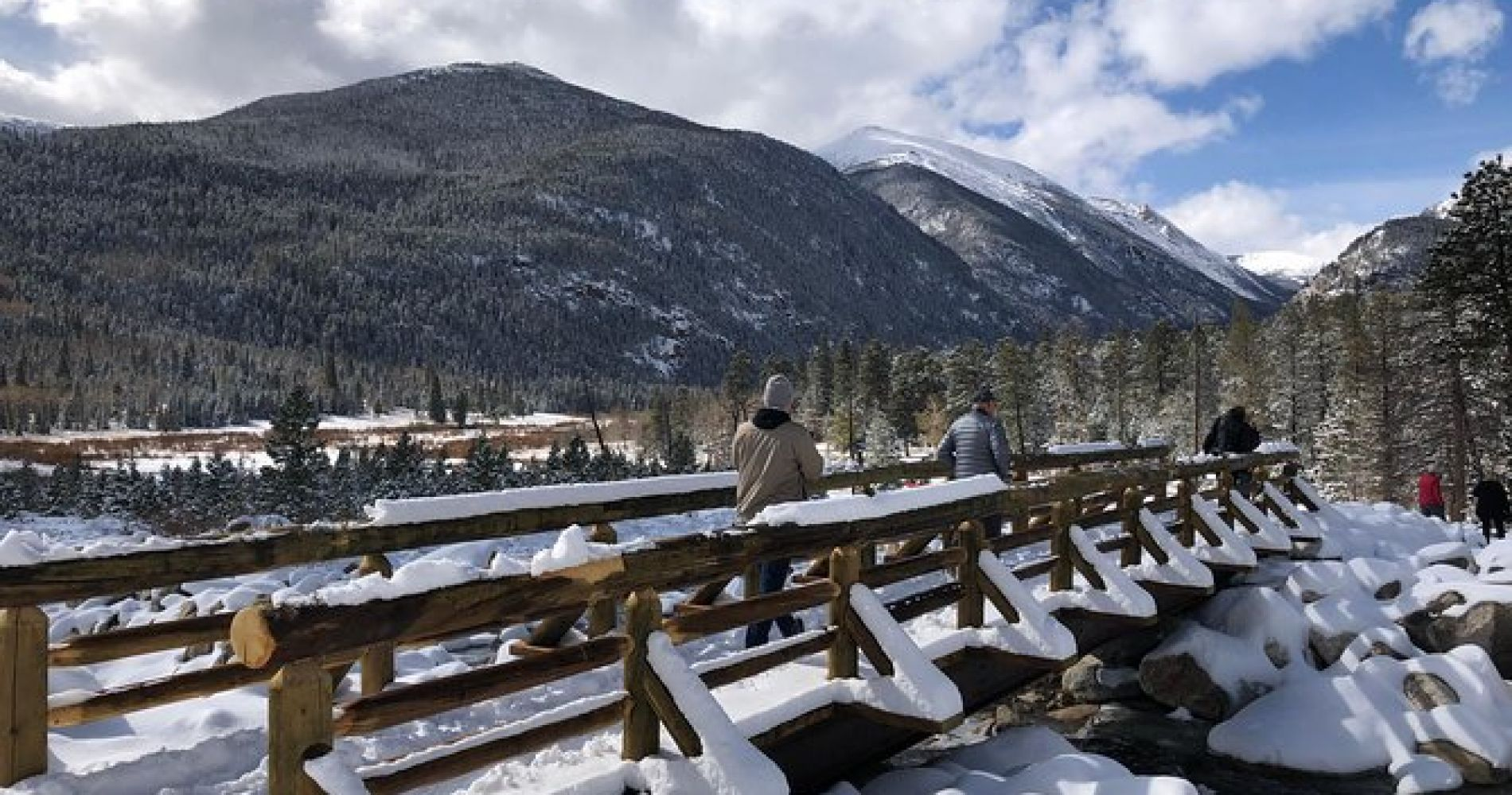 Hiking Adventure in Rocky Mountain National Park from Denver