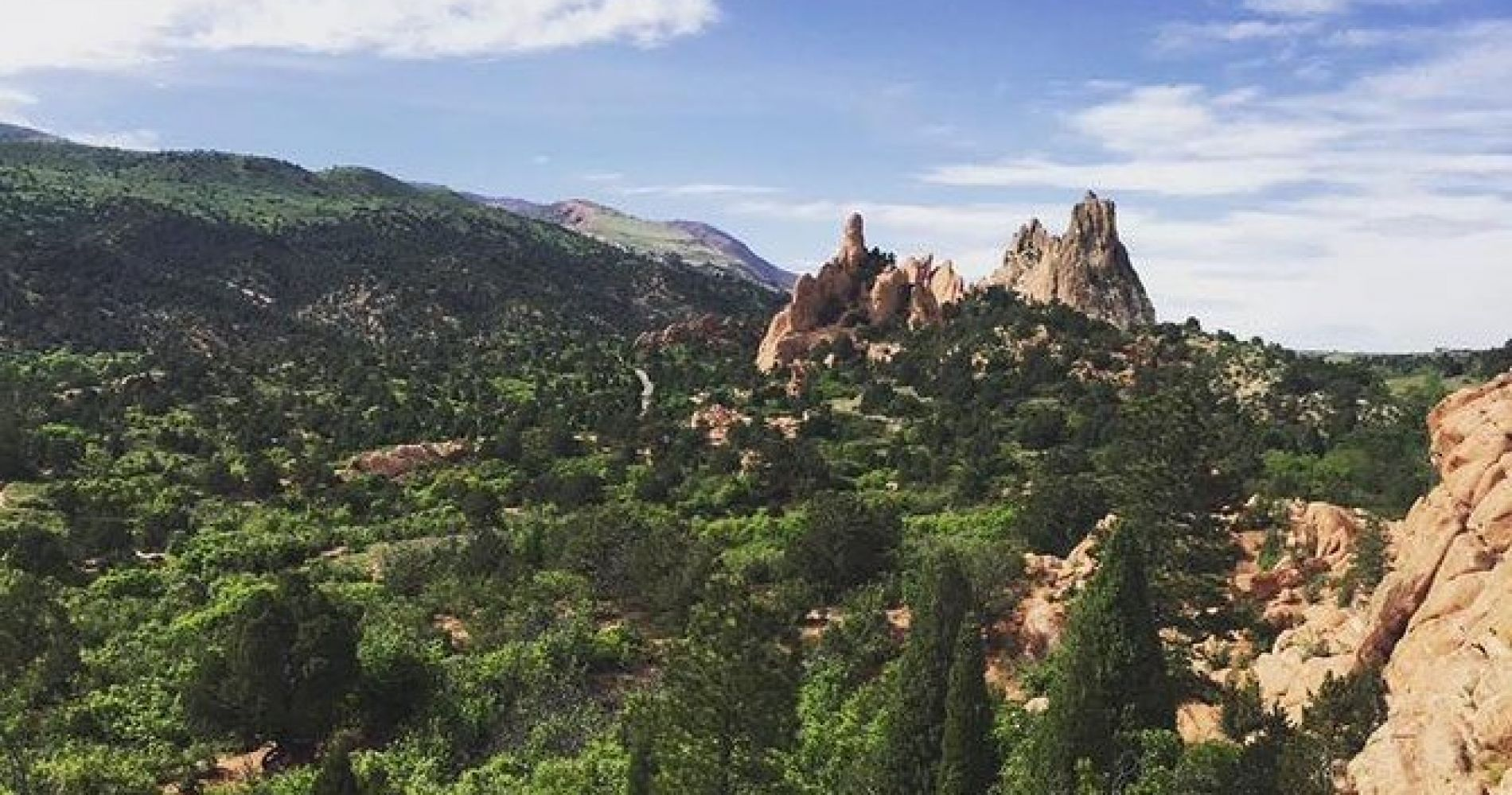 Colorado Springs Rocky Mountain Foothills 4x4 Jeep Tour