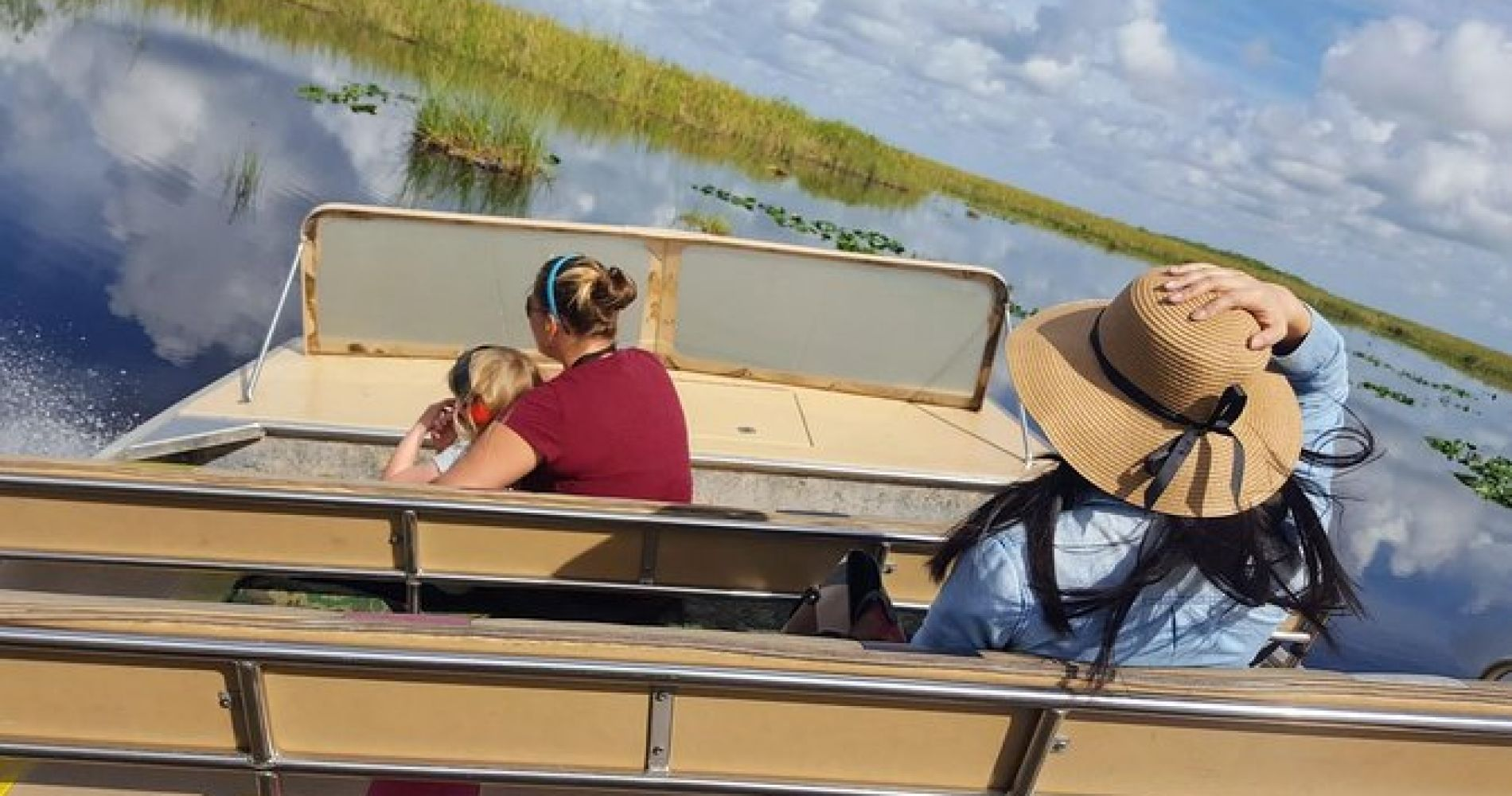 Everglades Nature Tour by Cruise, Hike, and Airboat with Lunch