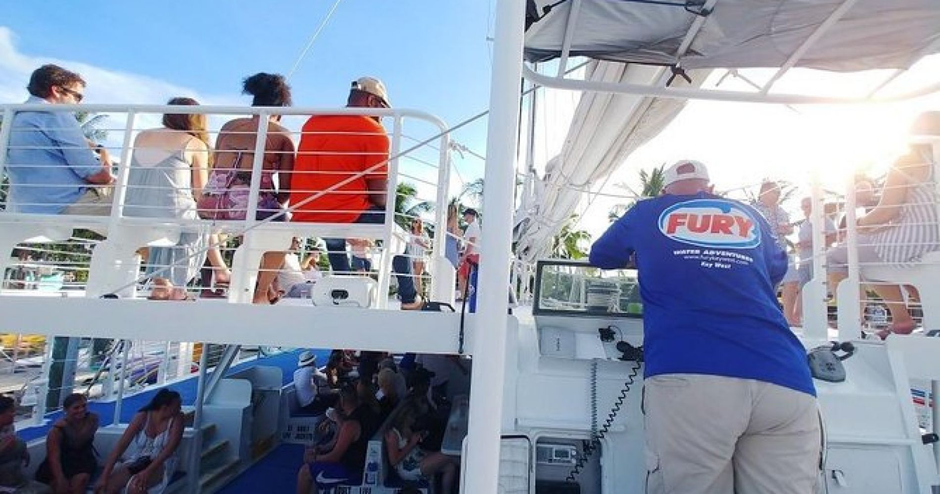 Key West Sunset Party Cruise with Live Music, Food and Drinks