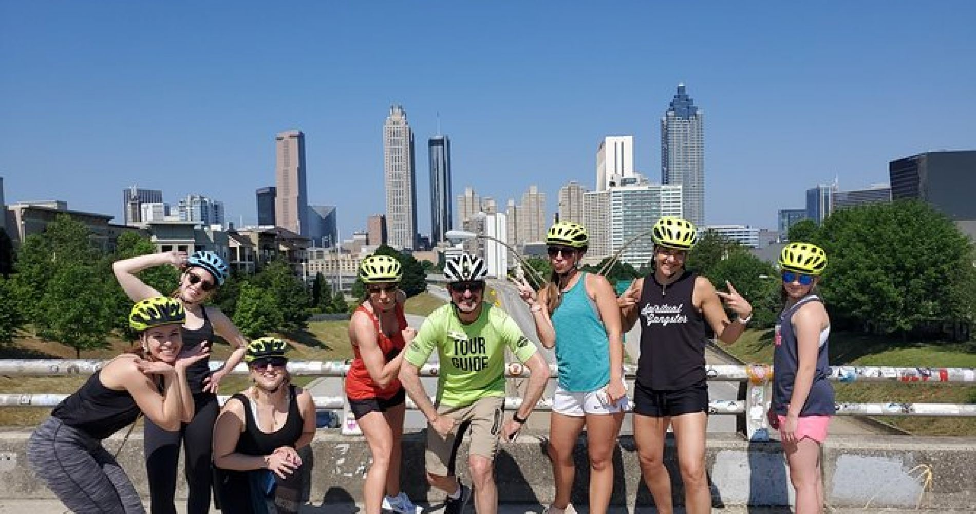 Fall In Love With Atlanta Bicycle Tour