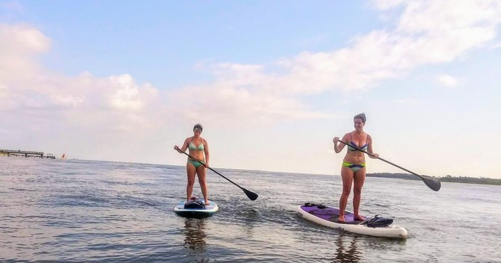 Paddleboard Tour & Yoga