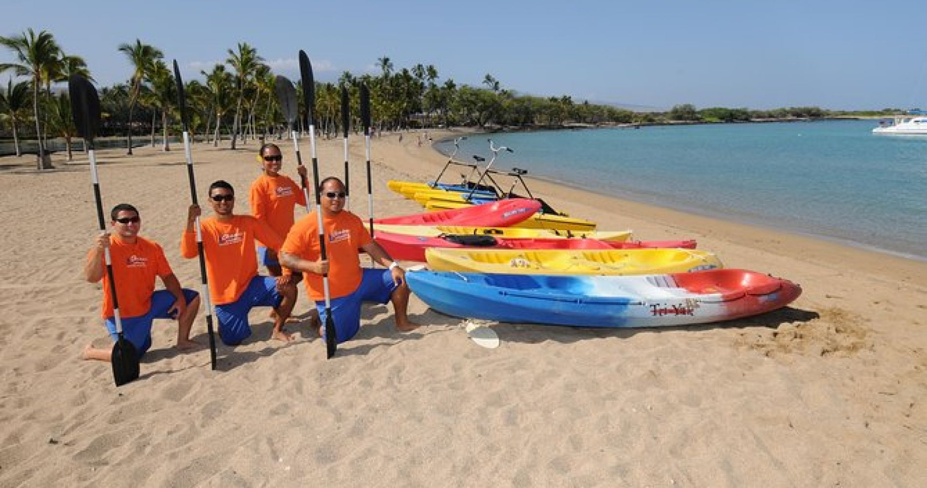 Aloha Days On The Beach: Waikoloa Beach Water Sports Package