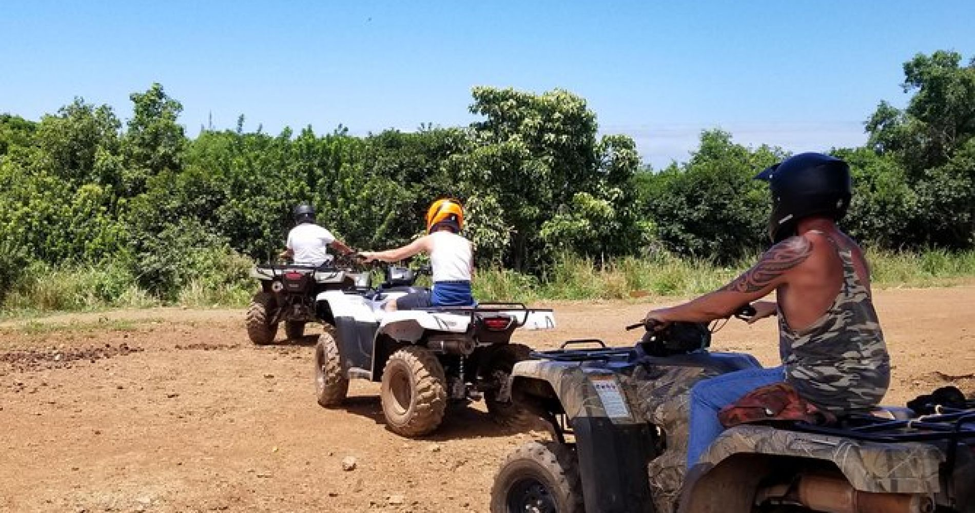 ATV Adventure in West Maui Mountains