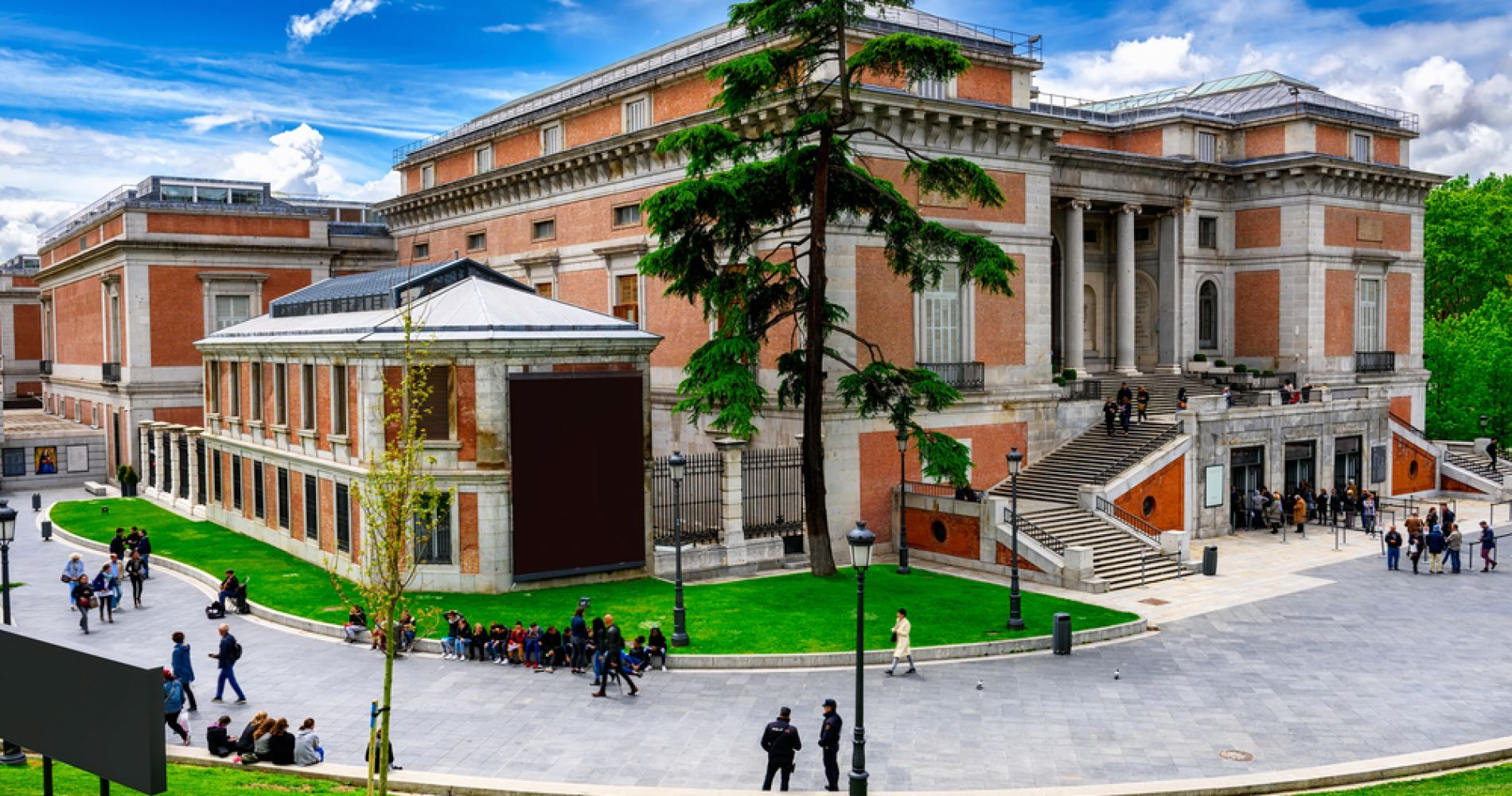 Visit Madrid's World-Famous Prado Museum