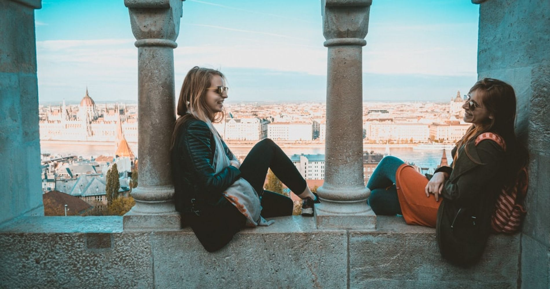 Admire the View of Pest from the Fisherman's Bastion